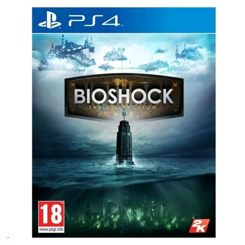 PlayStation Bioshock: The Collection
