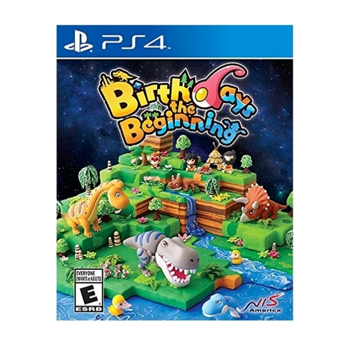 PlayStation Birthdays The Beginning