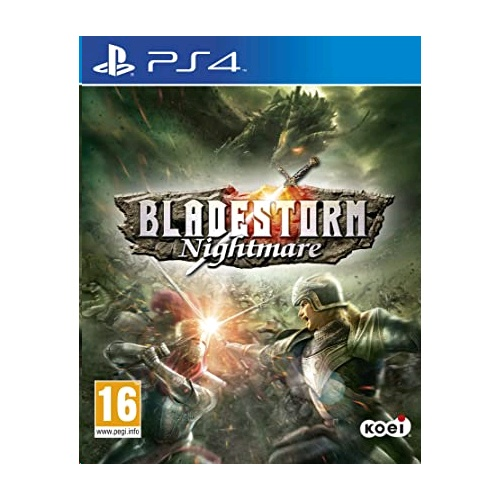 PlayStation Bladestorm Nightmare