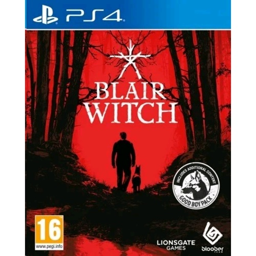 PlayStation Blair Witch