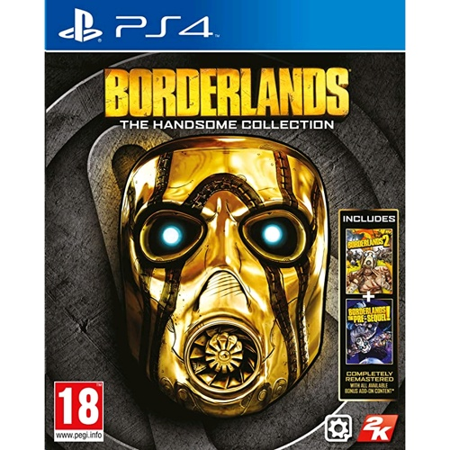 PlayStation Borderlands: The Handsome Collection