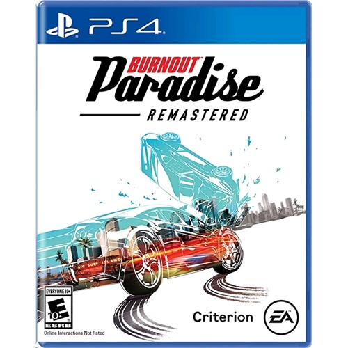 PlayStation Burnout Paradise Hd