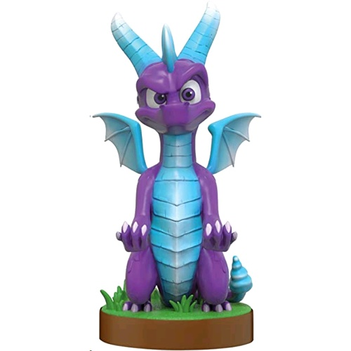 PlayStation Cable Guys Ice Spyro