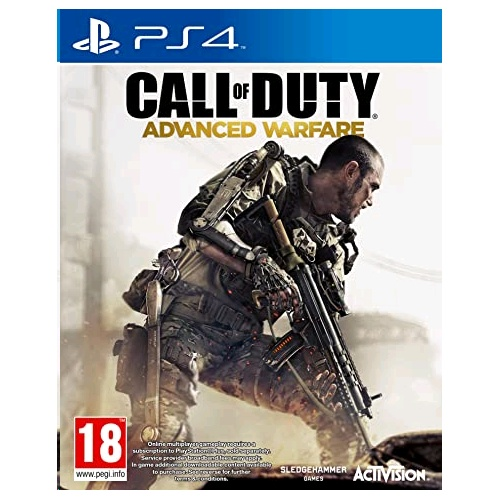 PlayStation Call Of Duty: Advanced Warfare