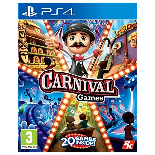 PlayStation Carnival Games