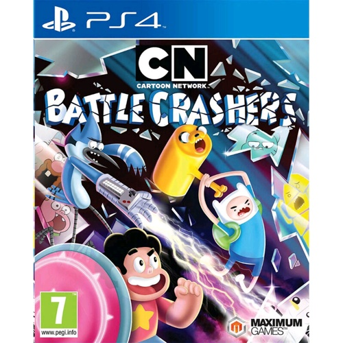 PlayStation Cartoon Network - Battle Crashers