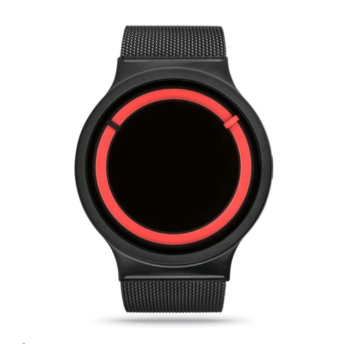 ZIIIRO ECLIPSE Steel Black Red
