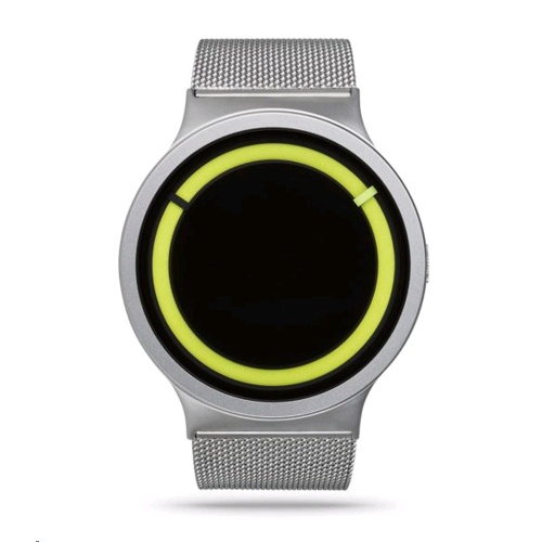 ZIIIRO ECLIPSE Steel Chrome Lemon