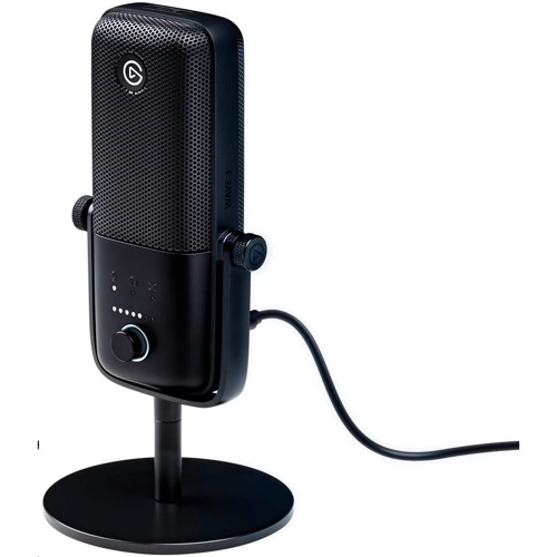 Elgato WAVE:3 Premium Microphone and Digital Mixing Solution