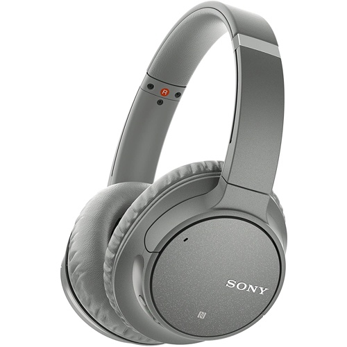 Sony WH-CH700N Wireless Noise Cancelling Over-the-Ear Headphones