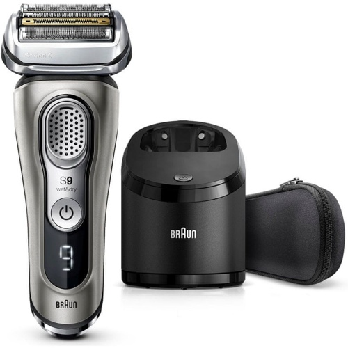 Braun 9385cc Rechargeable Electric Shaver