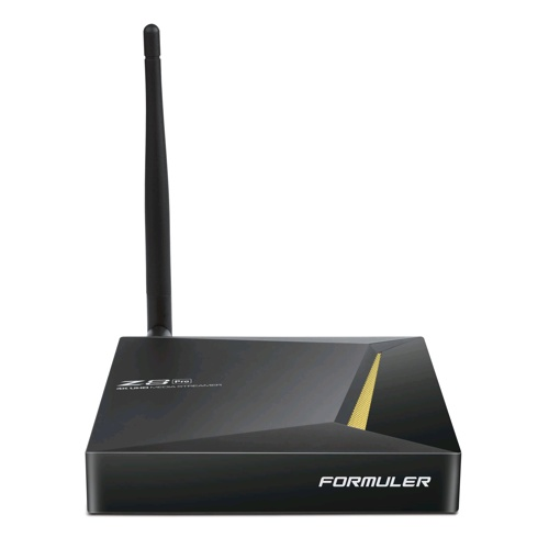 Formuler Z8 PRO UHD 4K Android OTT Media Streamer