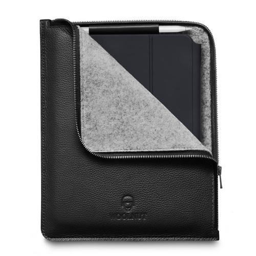 Woolnut Leather Folio 11-inch iPad Pro & Air