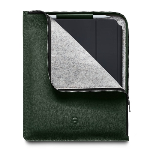 Woolnut Leather Folio 12.9-inch iPad Pro