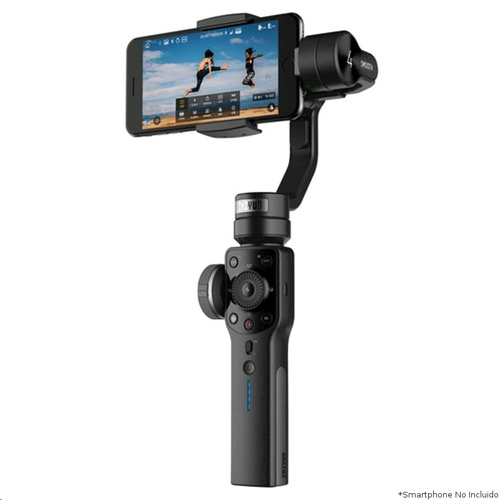 Zhiyun SMOOTH 4 3-axis handheld stabilizer for smartphone