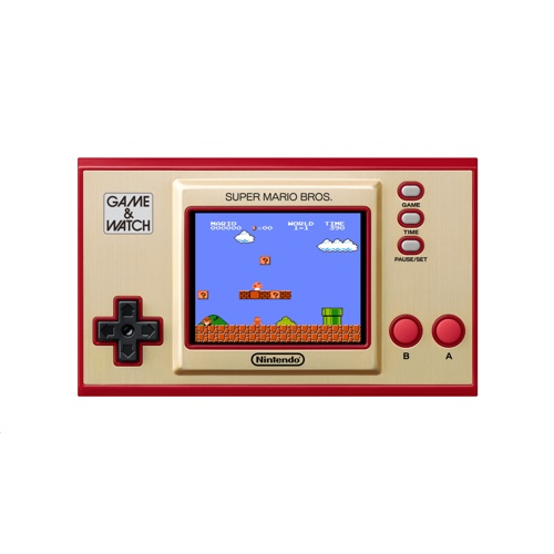 Nintendo Game & Watch: Super Mario Edition