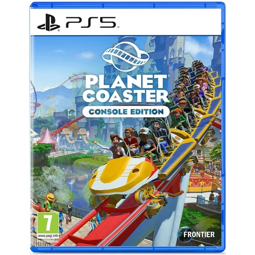 PlayStation Planet Coaster - Console Edition
