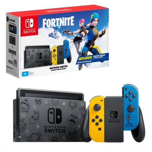 Nintendo Switch Fortnite (Generation 2)