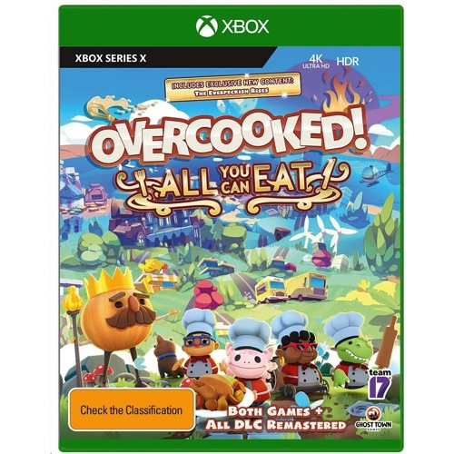 Xbox Overcooked! All You Can Eat
