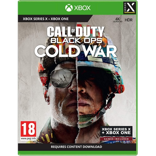Xbox Call of Duty: Black Ops Cold War