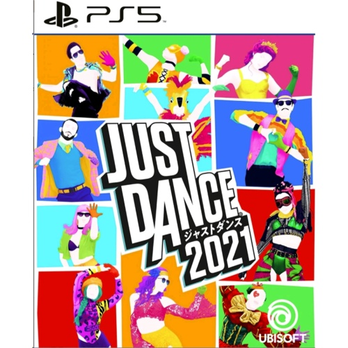 PlayStation Just Dance 2021
