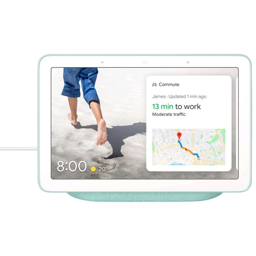 Google Nest Hub Smart Home Assistant