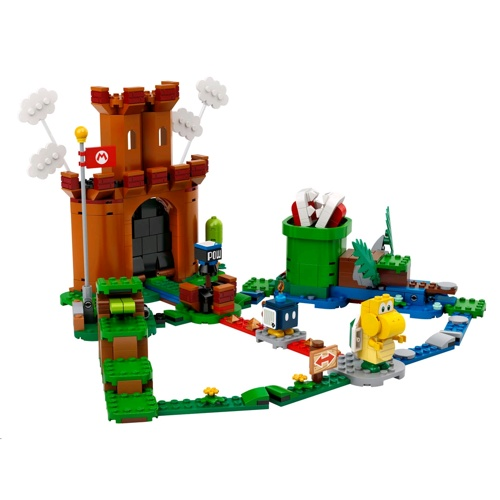 Lego 71362 Super Mario - Guarded Fortress Expansion Set