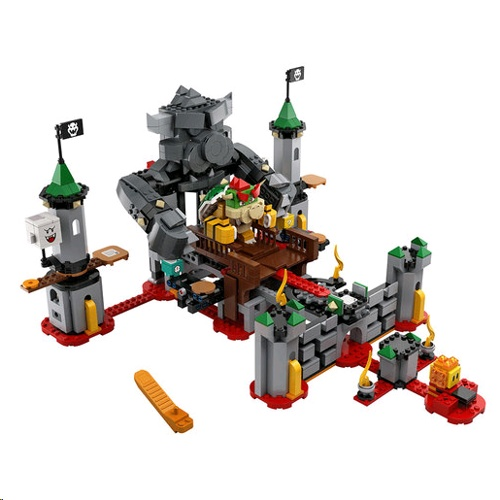 Lego 71369 Super Mario - Bowser's Castle Boss Battle Expansion Set