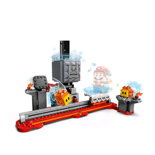 Lego 71376 Super Mario - Thwomp Drop Expansion Set