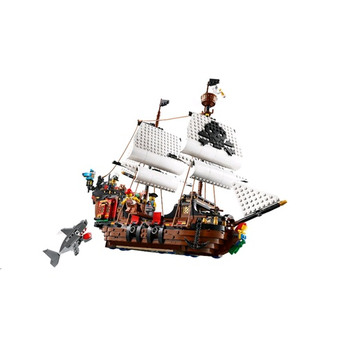 Lego 31109 Creator 3in1's Pirate Ship Kit