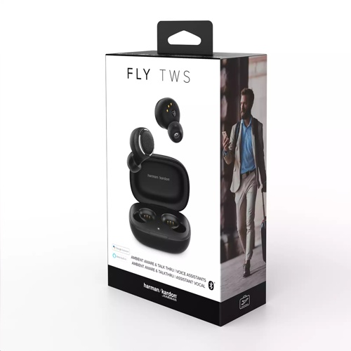 Harman Kardon Fly ANC Truly-Wireless Earphone