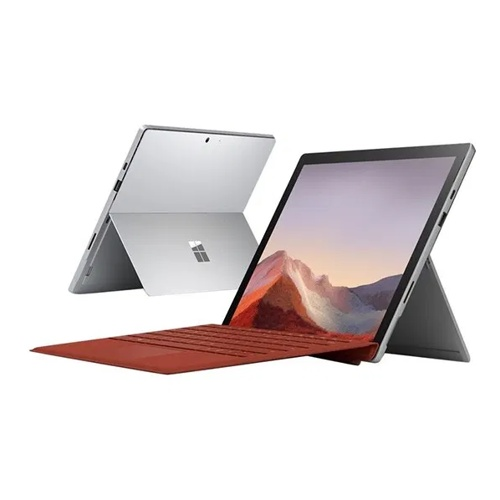 Microsoft Surface Pro 7 Tablet, Brown Box, Commercial Edition