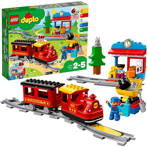 Lego 10874 Duplo Steam Train Set