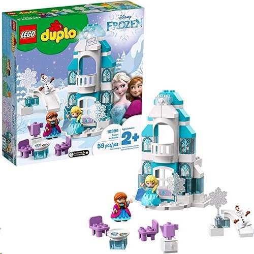 Lego 10899 Duplo Disney Frozen Ice Castle set