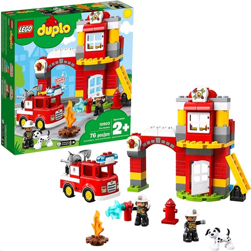 Lego 10903 Duplo Town Fire Station set