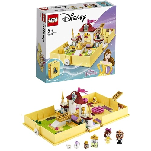 Lego 43177 Disney Belle's Storybook Adventures set