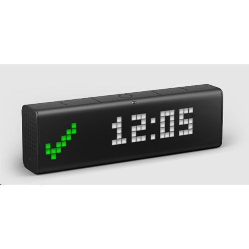 LaMetric TIME WiFi and bluetooth Smart Alarm Clock