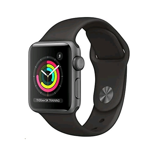 Apple Watch Series 3 GPS 38mm MTF02