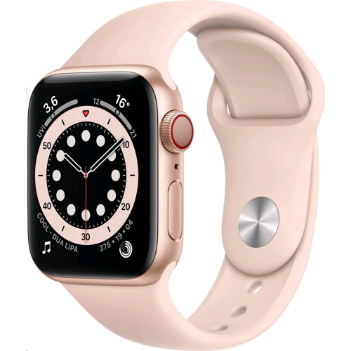 Apple Watch Series 6 - 40mm GPS+Cellular M02P3, USA Spec