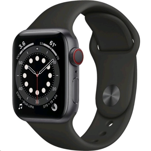 Apple Watch Series 6 - 40mm GPS+Cellular M02Q3, USA Spec