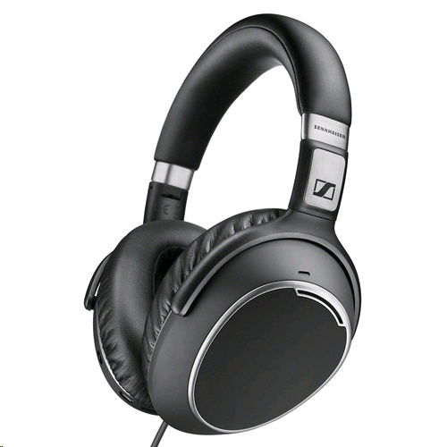 Sennheiser PXC 480 Adaptive Noise Cancelling Wired Headphone Headset