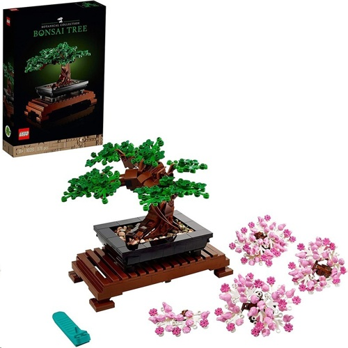 Lego 10281 Bonsai Tree set