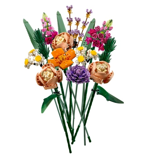Lego 10280 Flower Bouquet (Creator Expert) Kit