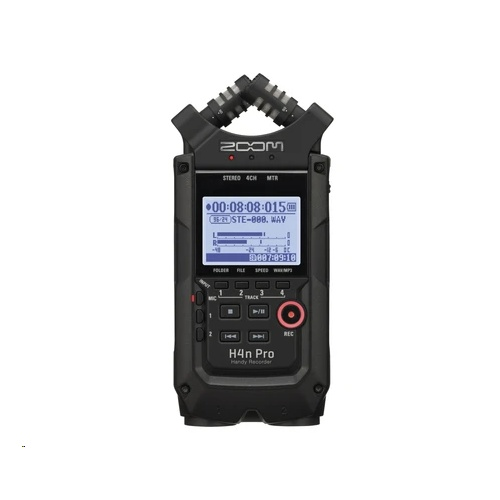 Zoom H4n Pro Handy Digital Voice Recorder
