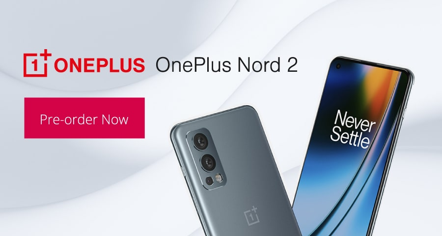 OnePlus Nord 2 (pre-order)