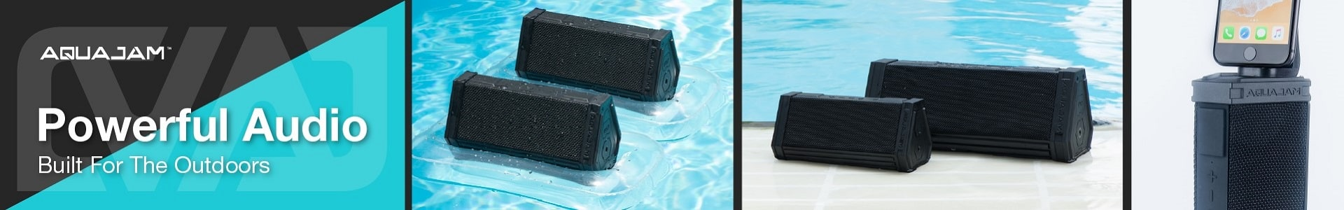 AquaJam Audio Speakers